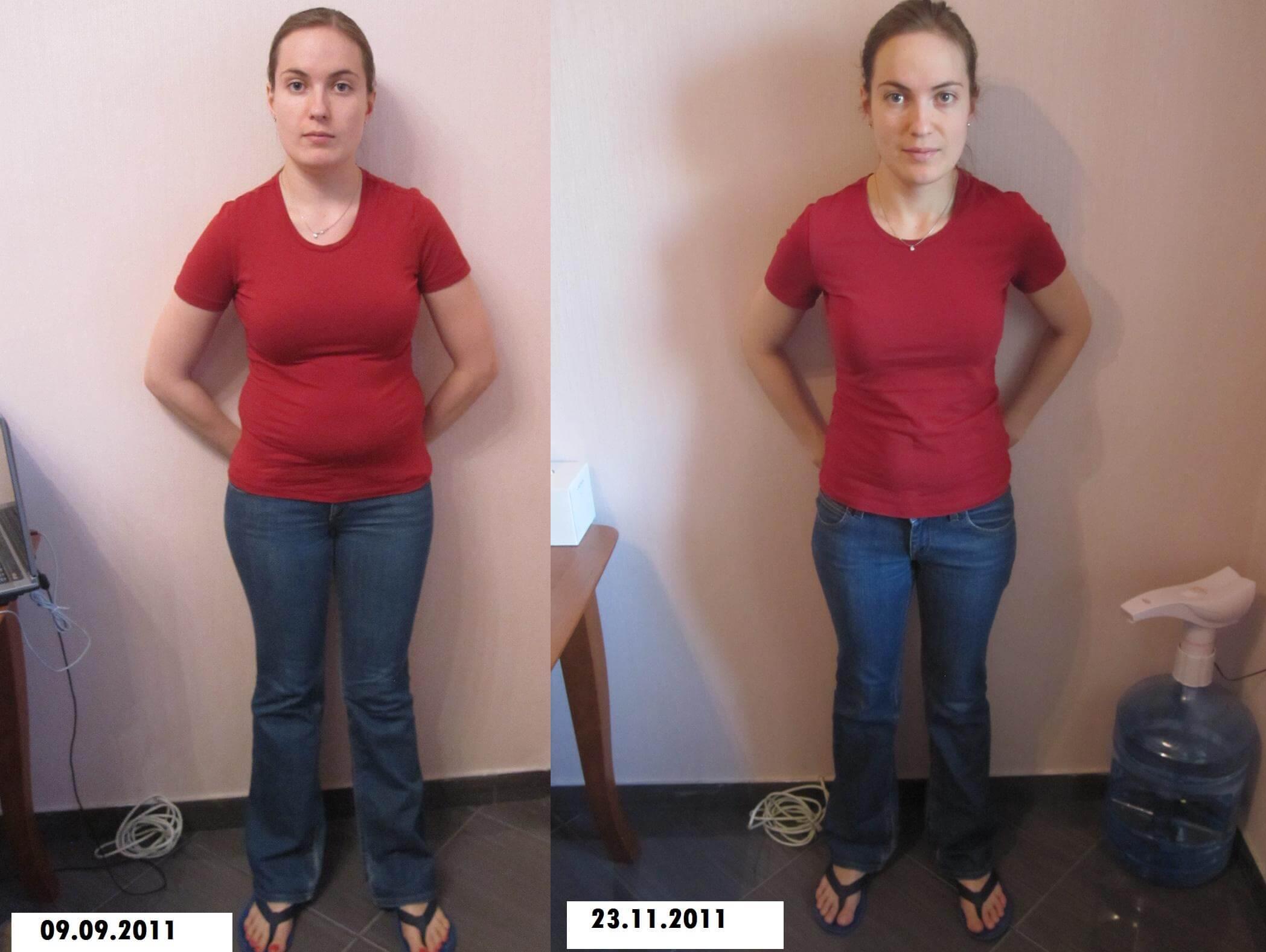 как похудеть на 8 килограмм за месяц