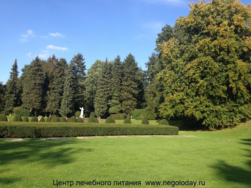 Мемориальный парк Ольсдорф. Гамбург. Германия.