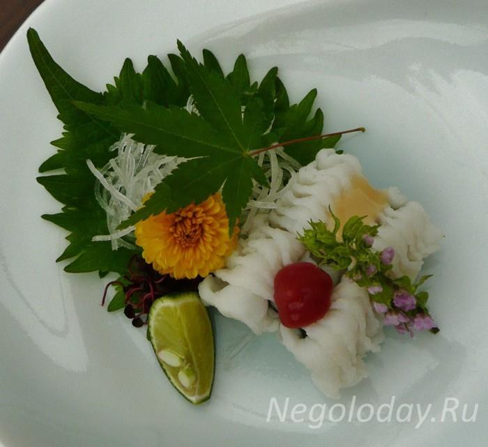 Блюдо из рыбы Negoloday.ru