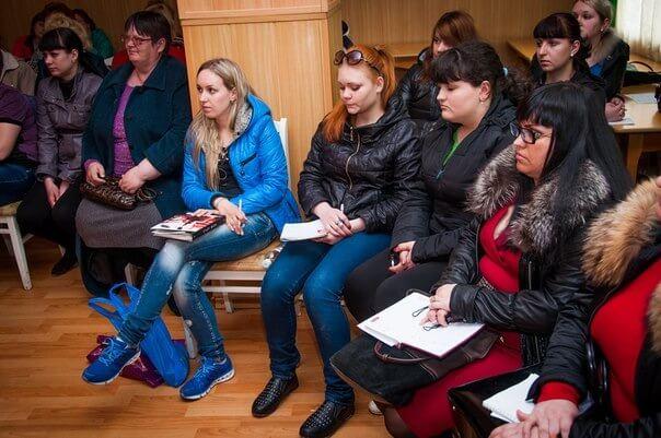 Семинар Negoloday.Ru - Как похудеть без голода и фитнеса?