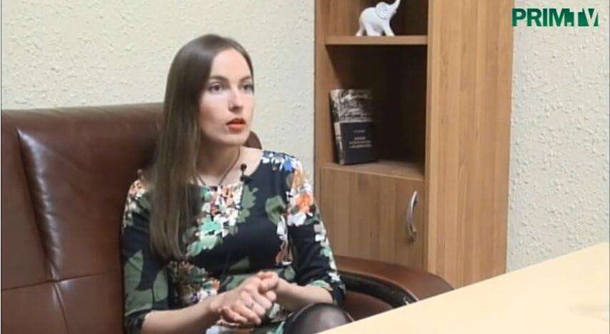 Диетологи плачут… Все секреты рассказала Ольга Деккер в прямом эфире Прим TV