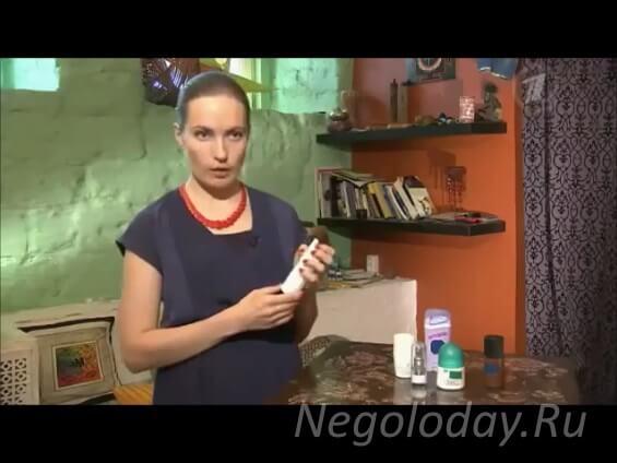 Правда, что дезодоранты-антиперспиранты вызывают рак груди и депрессию?