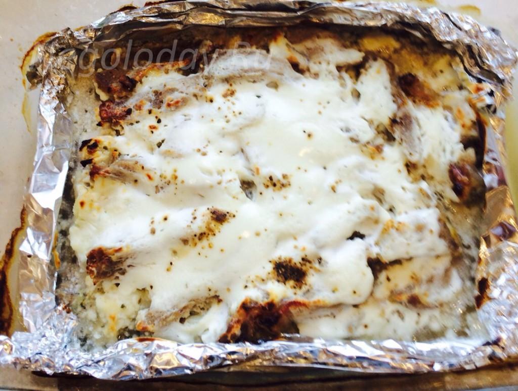 Диетический рецепт. Блюда из филе индейки.