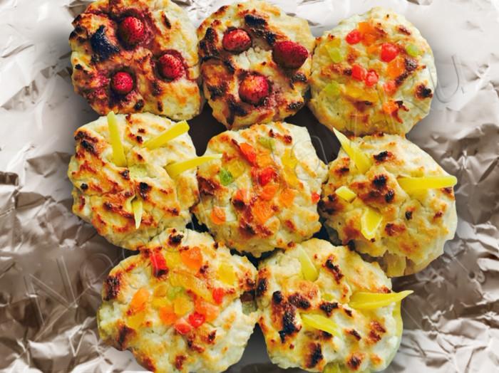 Низкокалорийный десерт из творога - вкусно и полезно