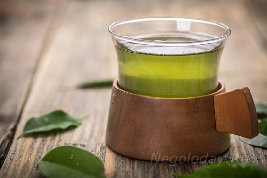 Хотите узнать, как зелёный чай помогает похудеть?