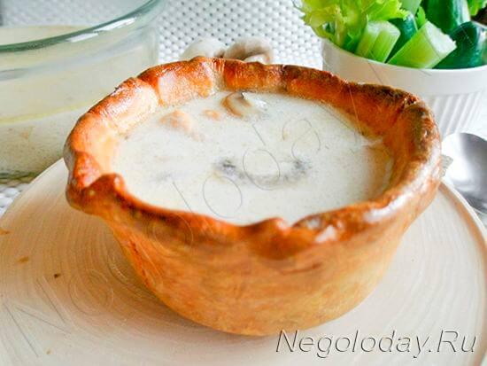 диетический сырный суп рецепт