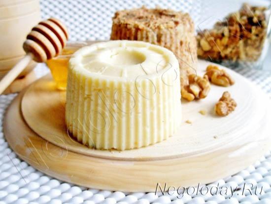 Рецепт сыра из творога в домашних условиях