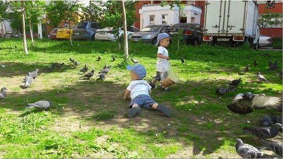 Разве можно сделать ребёнка самостоятельным, <br />если всегда быть рядом как скорая помощь?