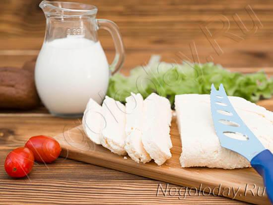 Домашний адыгейский сыр – дарит удовольствие, здоровье и красоту